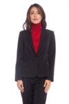 Черно класическо сако