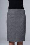 Вълнена пепитена пола