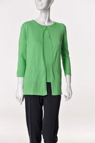 Зелена жилетка
