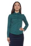 Класическа зелена риза