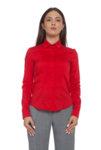 Класическа червена риза