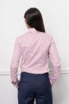 Риза на малиново каре