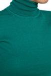 Синьо-зелен тюркоаз поло
