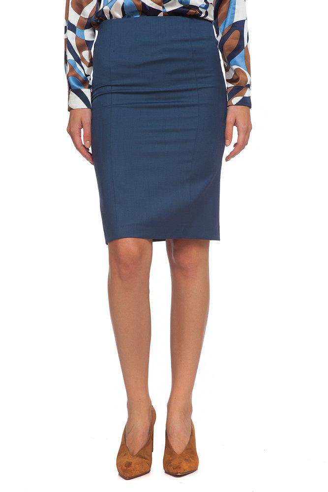 Синя права пола