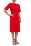 Червена рокля