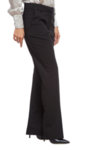 Черен класически 'Easy Care' панталон