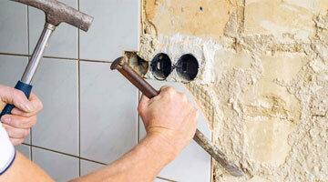 Как да премахнете и подмените дефектна или счупена плочка