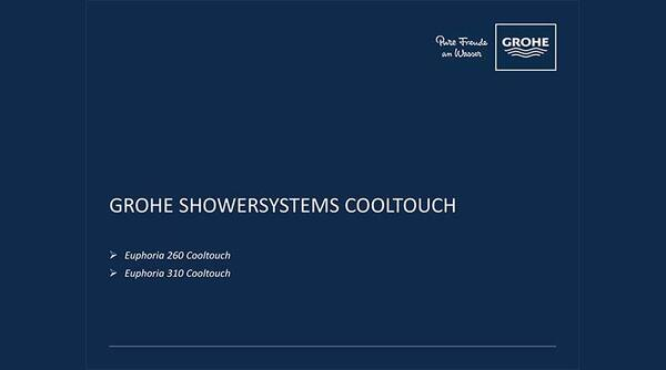 GROHE Euphoria 260 & 310 Cooltouch 02.2021