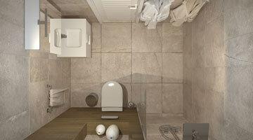 3D проект за вашата бъдеща баня