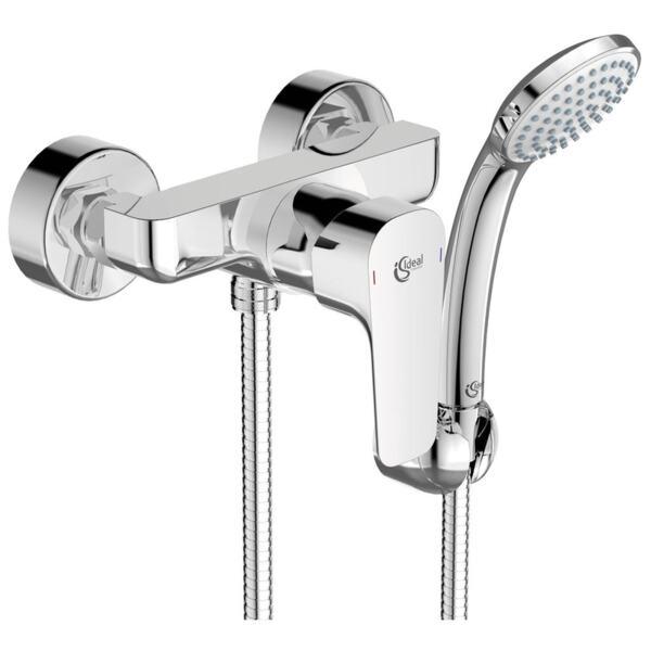 Смесител за душ за баня IDEAL STANDARD хром Ceraplan B0717AA