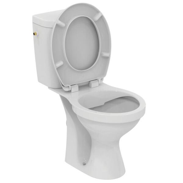 WC комплект моноблок без ринг, седалка с плавно затваряне VIDIMA SevaFresh W833801