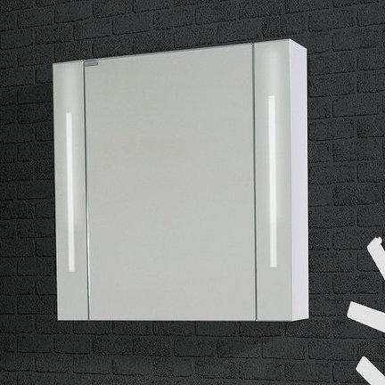 Горен шкаф VISOTA ЛОРЕНА 60 PVC с LED ляв