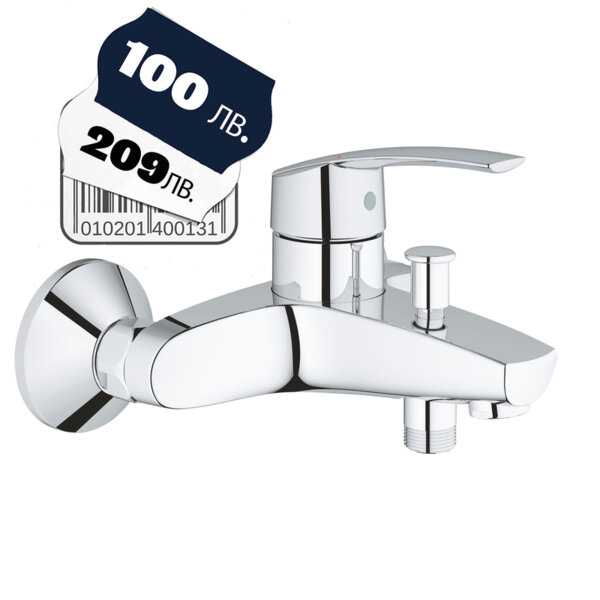 Стенен смесител за вана / душ GROHE Start 32278001