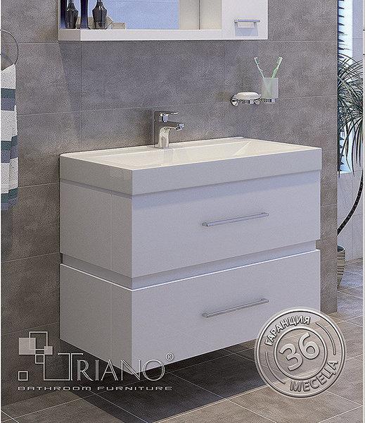 Долен шкаф TRIANO СТЕП 90 с умивалник ELITE PVC