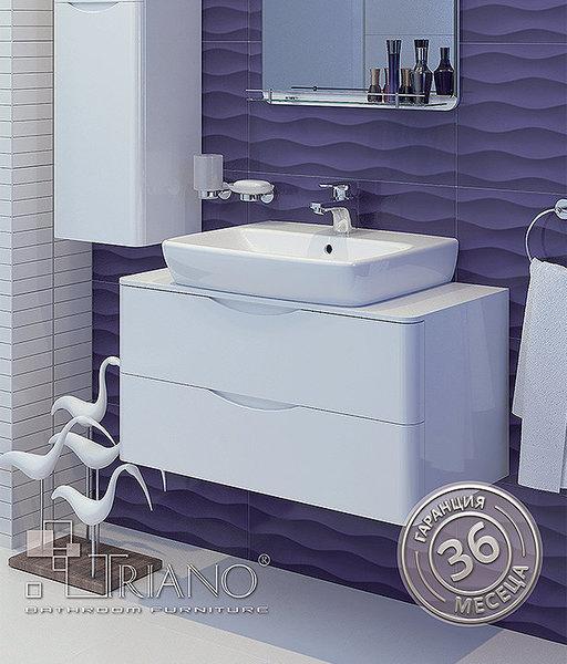 Долен шкаф TRIANO СМАЙЛ 80 с умивалник Kolo  PVC