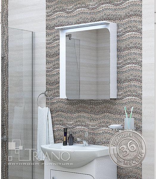 Горен шкаф с умивалник Cersanit TRIANO ВИТО 52 PVC