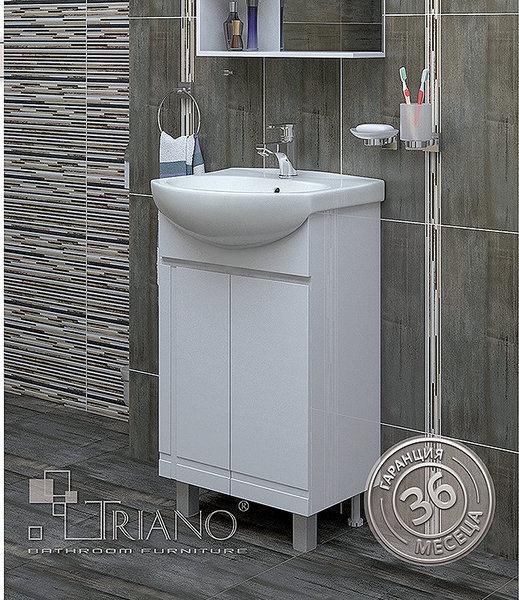 Долен шкаф с умивалник Cersanit TRIANO ИРИС 50 PVC