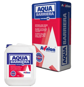 Хидроизолация AVALON Aqua Barriera Nano Smart 25+8.33кг.