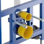 Комплект структура за вграждане и тоалетна VILLEROY & BOCH O.novo VB5660D301-Copy