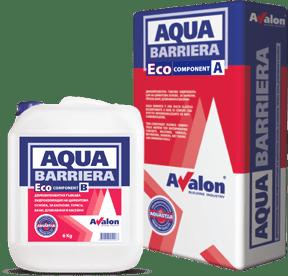 Хидроизолация AVALON Aqua Barriera Eco 25+7.5кг.