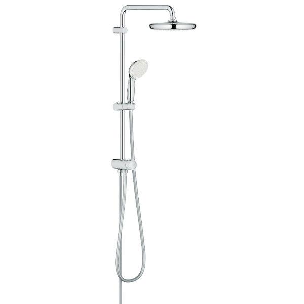 Душ система за стенен смесител за вана/душ GROHE NEW TEMPESTA 210  26381001