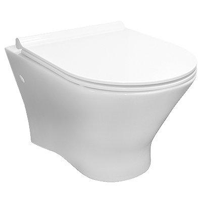 Тоалетна чиния за вграждане ROCA Nexo А34664L000