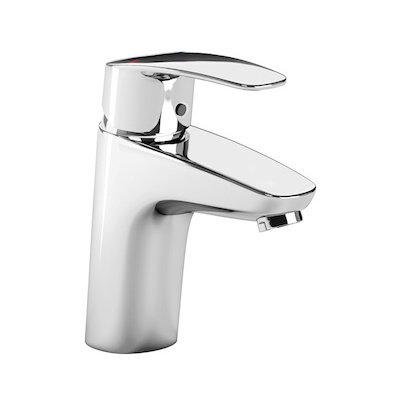Смесител за мивка, стоящ с изпразнител 11/4 ColdStart ROCA MONODIN A5A3098C00