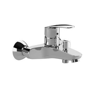 Смесител стенен за вана и душ за баня ROCA MONODIN A5A0298C00