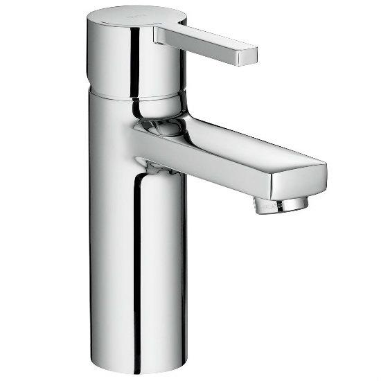 Смесител за мивка, стоящ с изпразнител ColdStart ROCA NAIA A5A3096C00