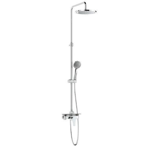 Душ система със смесител за душ ROCA EVEN-M A5A9790C00