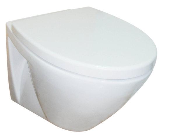 Стенна тоалетна чиния FAYANS Viva Happy H8200960000001