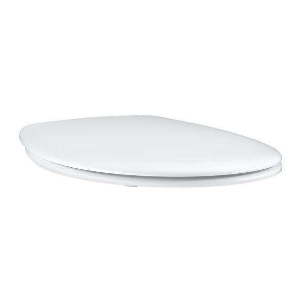 Седалка за тоалетна чиния с плавно затваряне GROHE Bau Ceramic  39493000