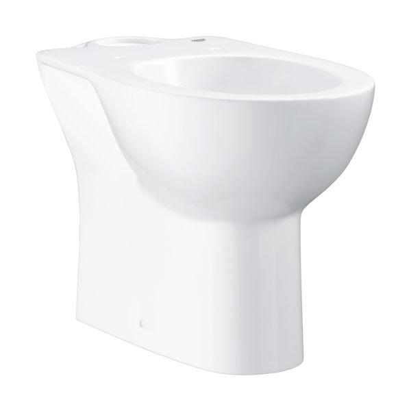 Свободностояща тоалетна за моноблок  GROHE Bau Ceramic 39428000