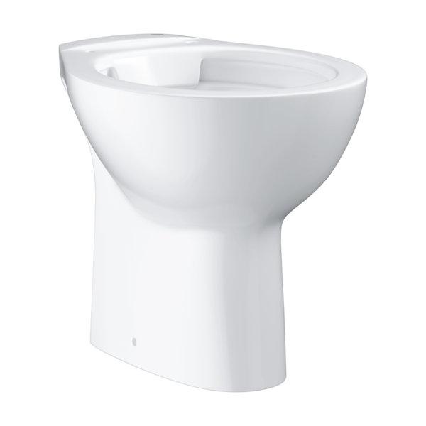 Стояща тоалетна чиния GROHE Bau Ceramic 39431000