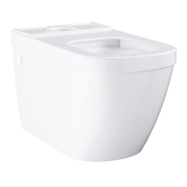 Свободностояща тоалетна за моноблок  GROHE Euro Ceramic 39338000
