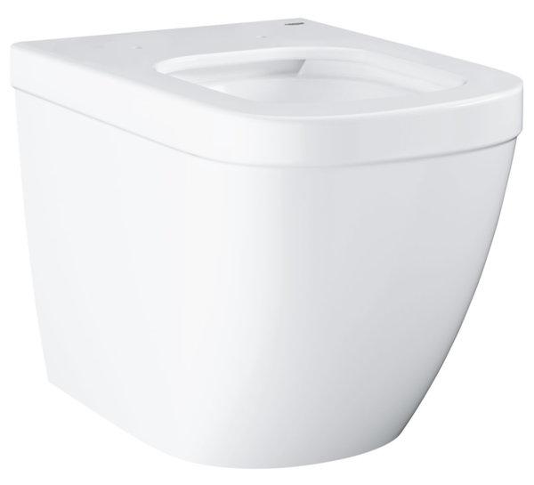 Стояща тоалетна долепена до стената GROHE Euro Ceramic 39339000