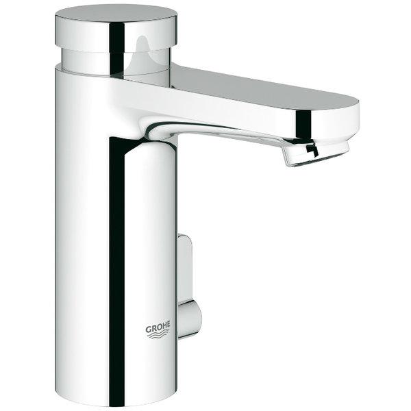 Смесител за мивка PUSH-бутон за смесена вода GROHE Euroeco Cosmoplitan T 36317000