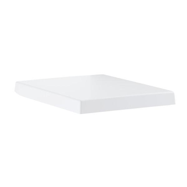 Седалка за тоалетна чиния с плавно затваряне GROHE Cube Ceramic  39488000