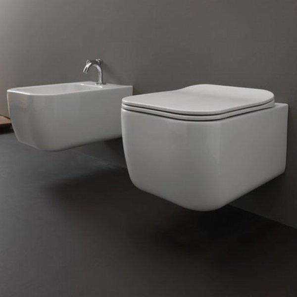 Тоалетна чиния за стена GSG CERAMIC DESIGN Brio BRWCSO