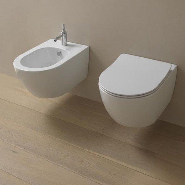 Тоалетна чиния за стена GSG CERAMIC DESIGN Like LKWCSO