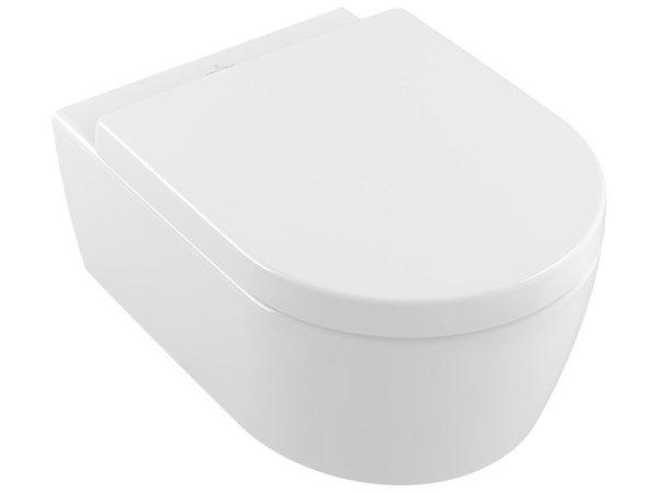 Тоалетна чиния за стена VILLEROY & BOCH Avento 5656RS