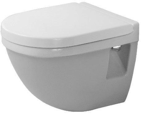 Тоалетна чиния за стена DURAVIT Starck 3 2202090000