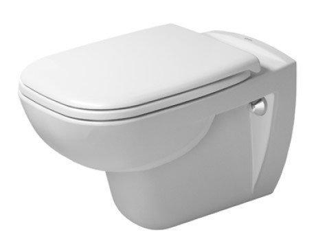 Тоалетна чиния за стена DURAVIT D-Code 25350900002
