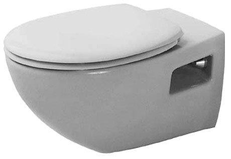 Тоалетна чиния с биде за стена DURAVIT Duraplus Colomba 2547390075