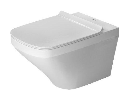 Тоалетна чиния за стена комплект със седалка и капак DURAVIT DuraStyle 45510900A1