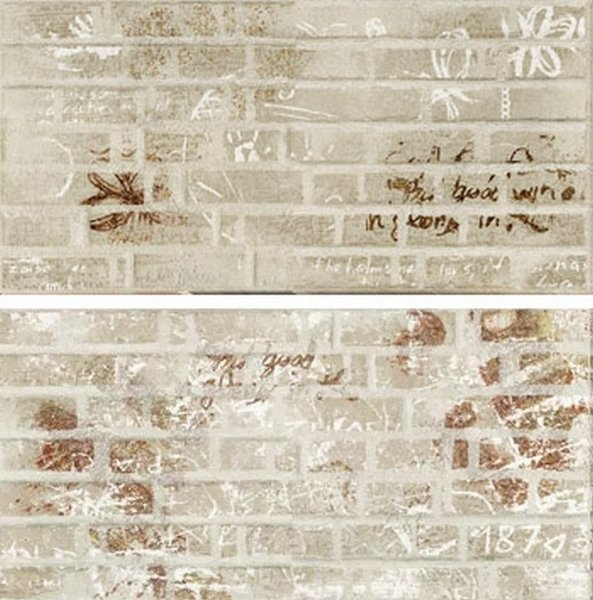 30/60 Гранитогрес LEONARDO Word Up Wall Graft