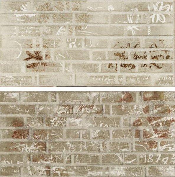 30/60 Гранитогрес LEONARDO Word Up Wall Graft BG Mix