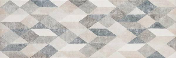 25/76 Гранитогрес MARAZZI Chalk Grey Decoro Origami 1.14м2.