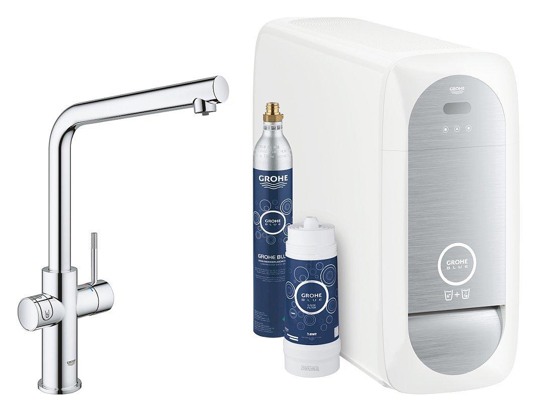 Филтърна система Blue Home със система за газирана вода 31454001