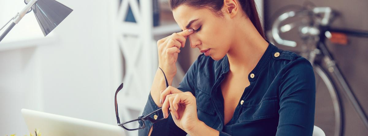 REASONS WHY YOU'RE TIRED THAT AREN'T SLEEP DEPRIVATION